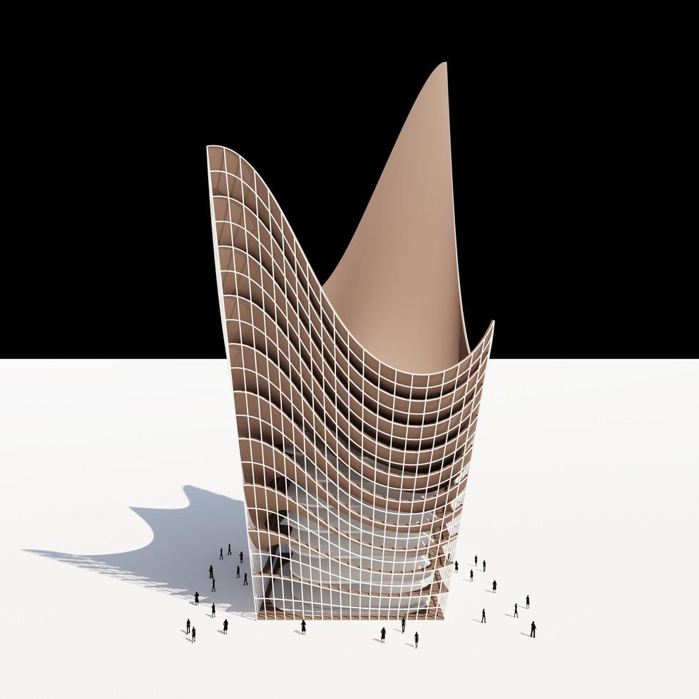 Tween Surfaces Tower