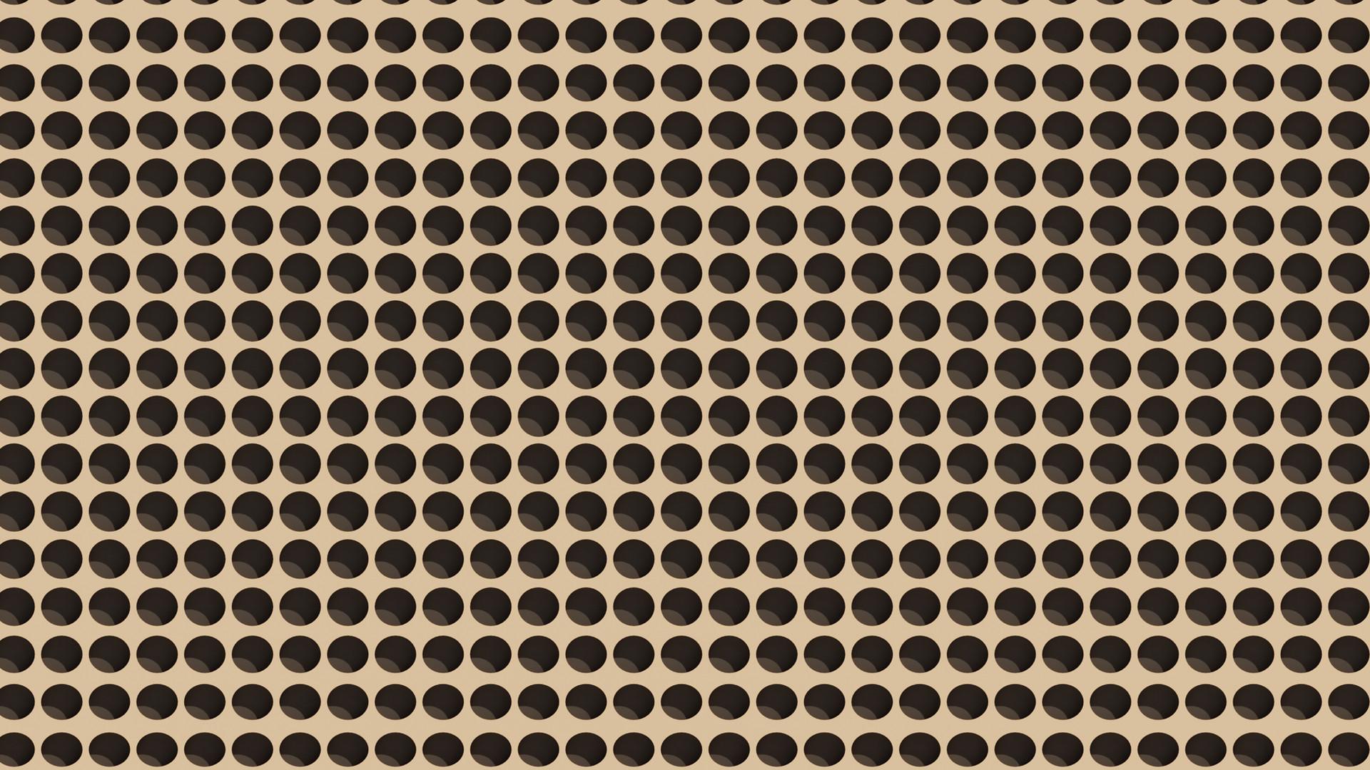 Scaled Circle Pattern