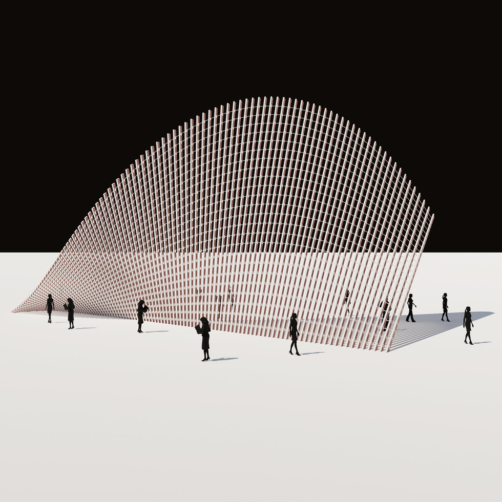 Revolving Pavilion