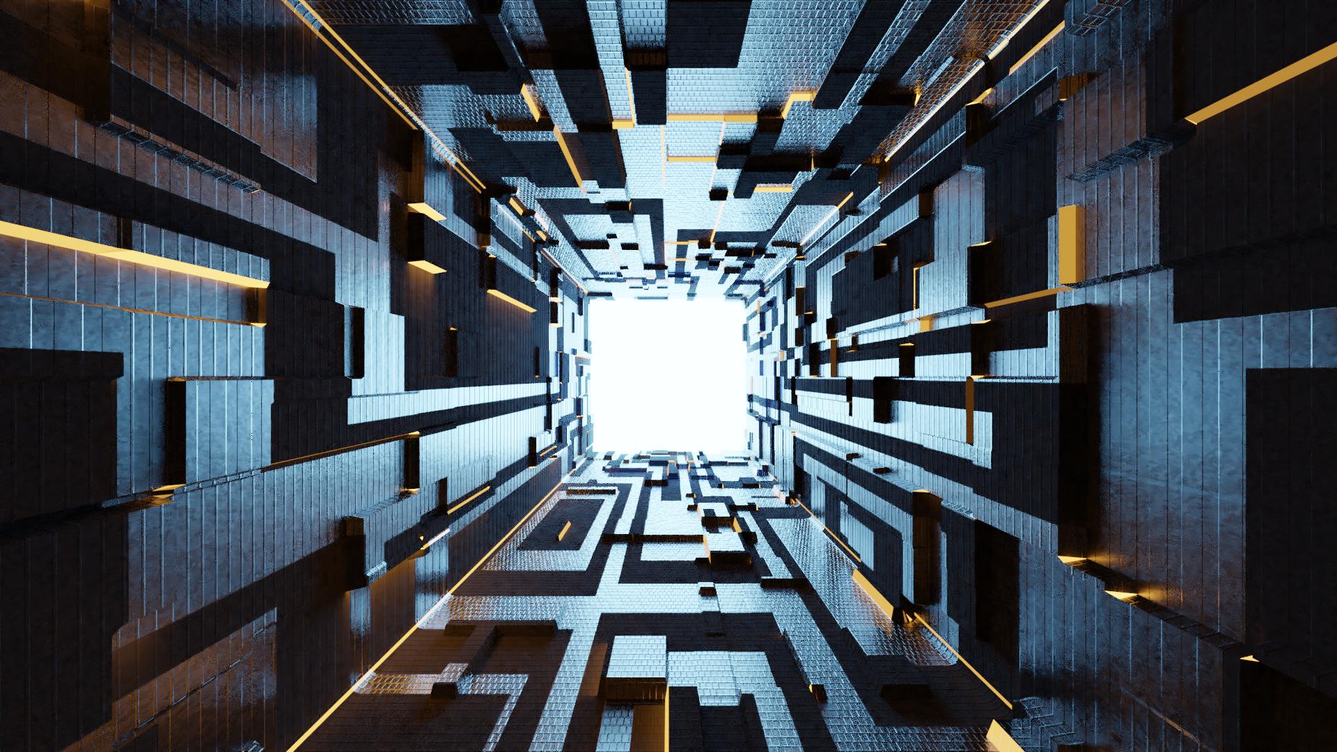 Sci-Fi Corridor