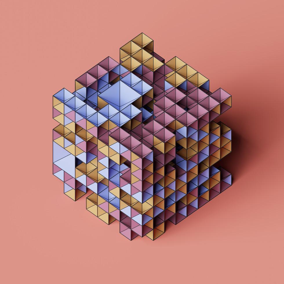 Octree Cube3