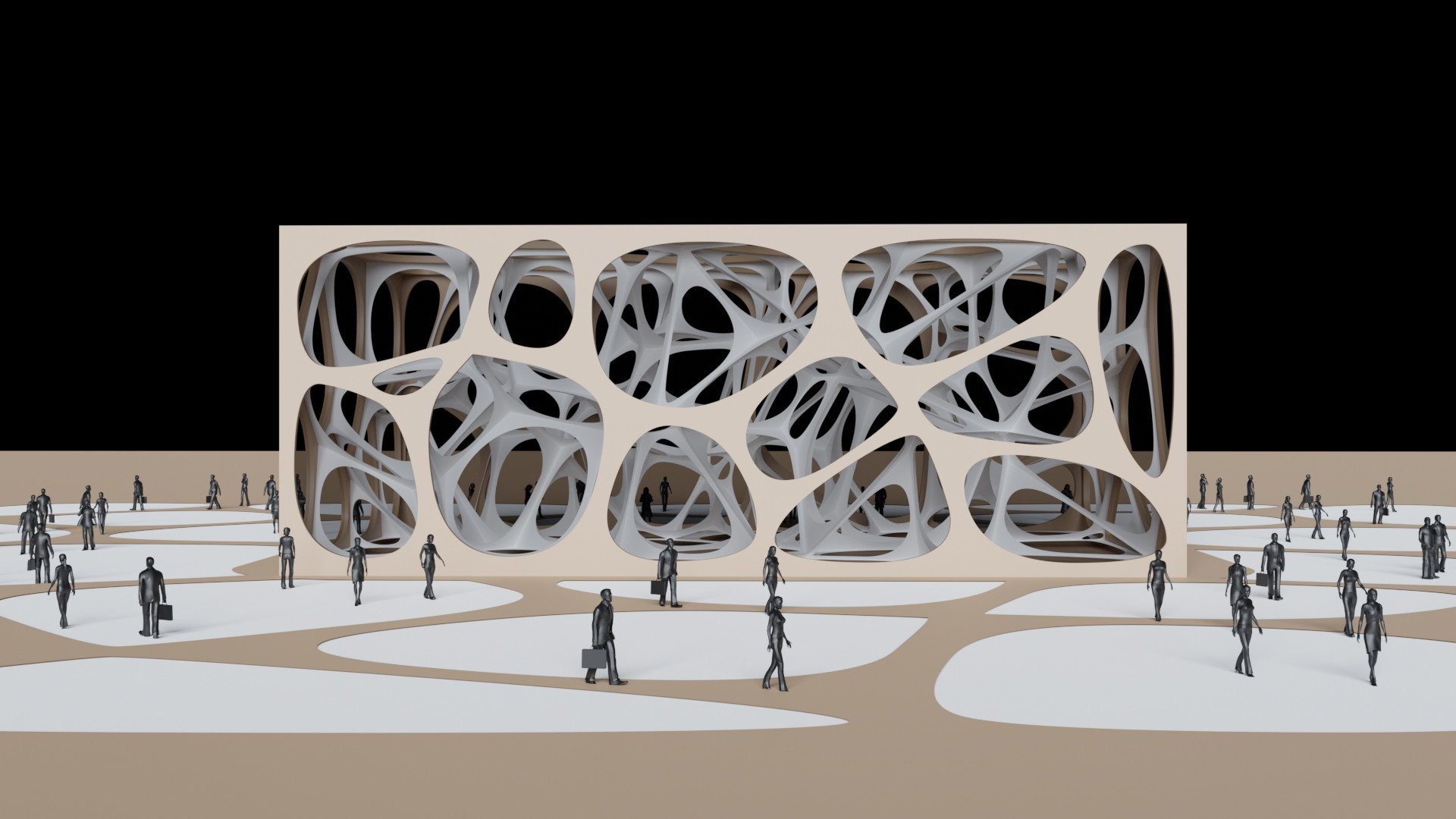 Voronoi Facade