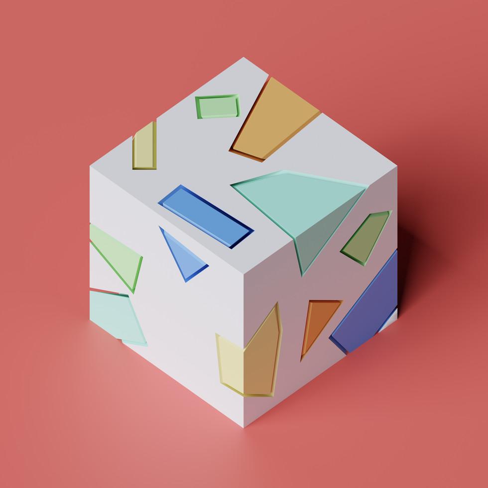 Boolean Operation_Tetrahedron
