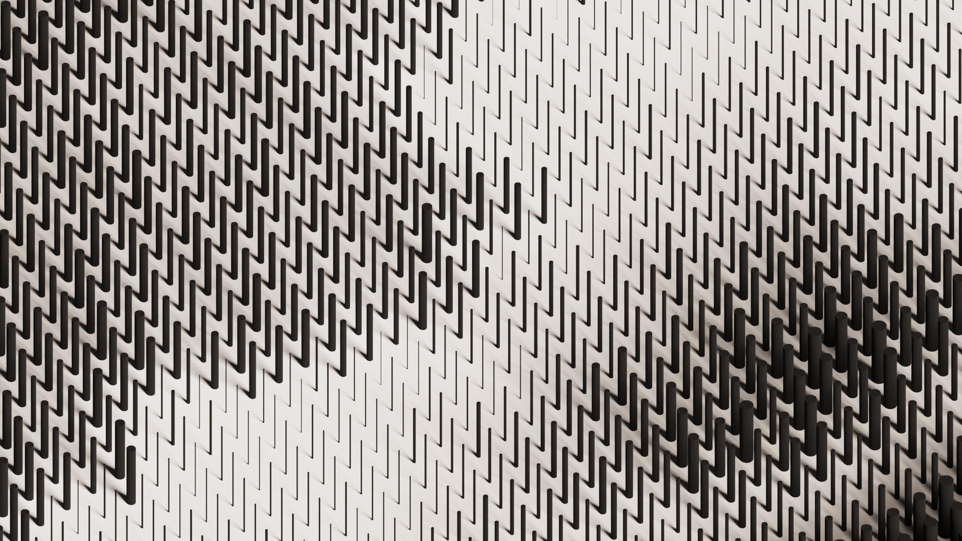Circle Post Pattern
