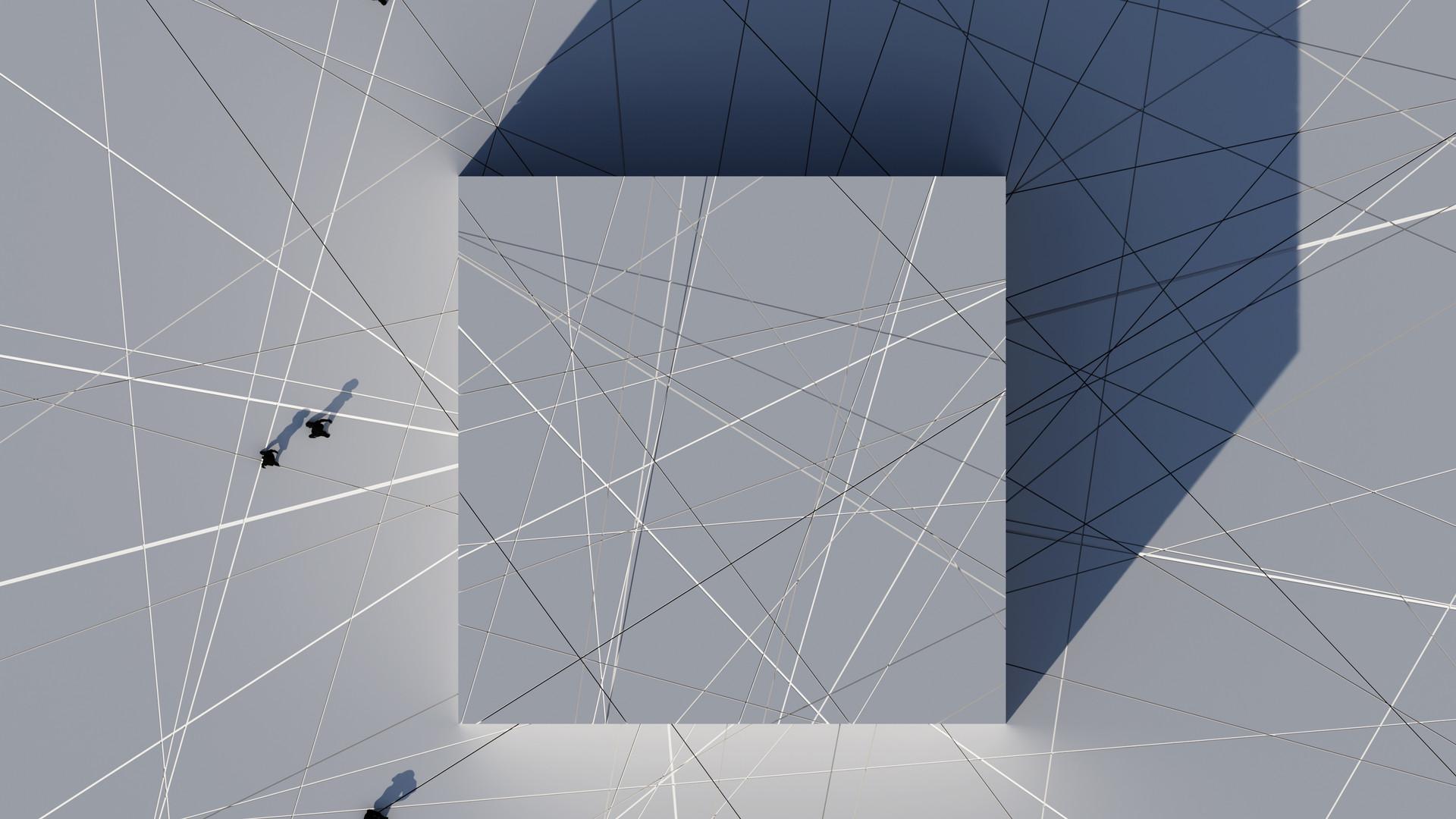 Cracked Cube