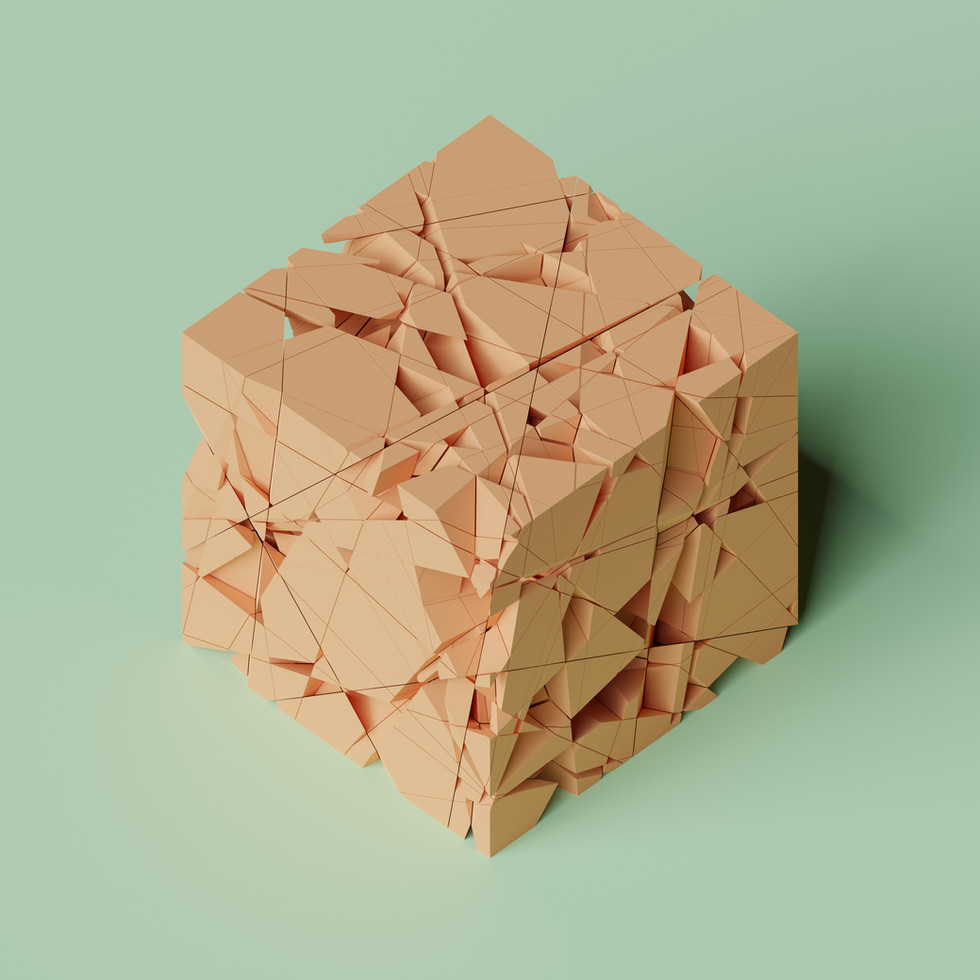 Random Crossing Cube1