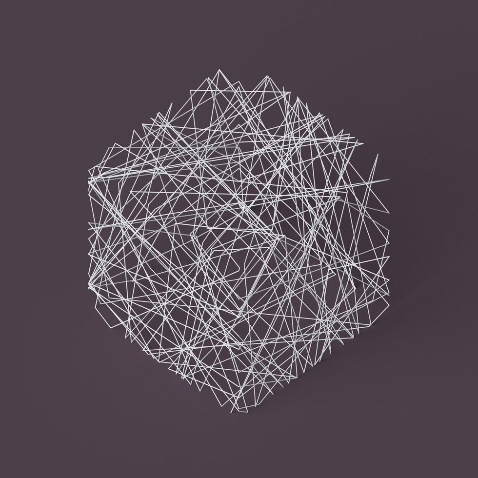 Random Crossing Cube2