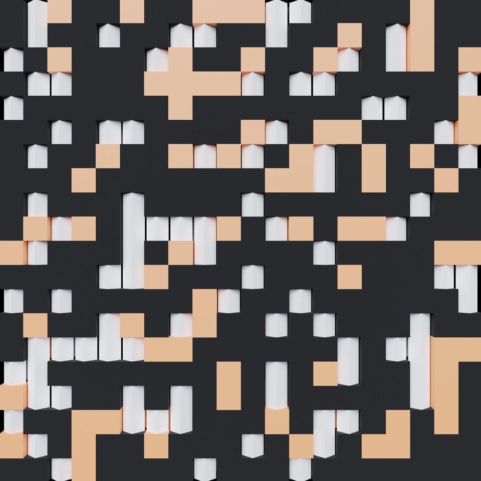 Noise Pattern Cubes
