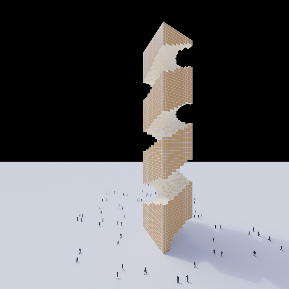 Pixel Tower