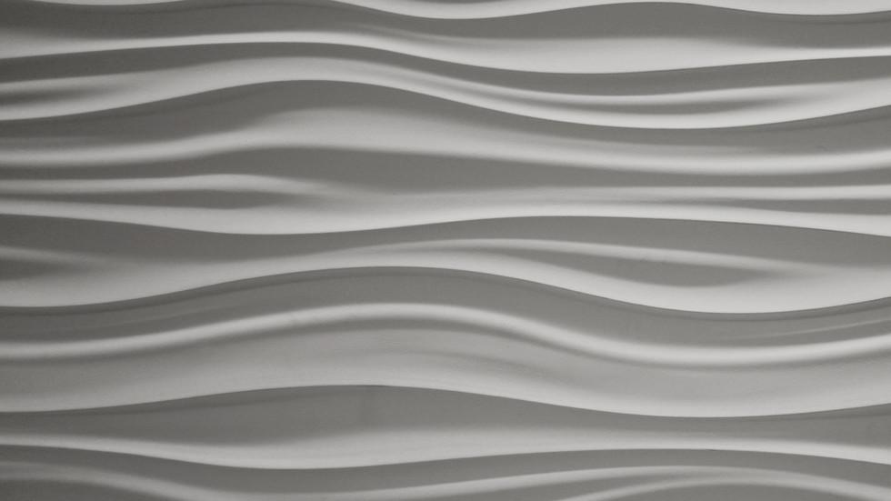 Wavy Wall Pattern