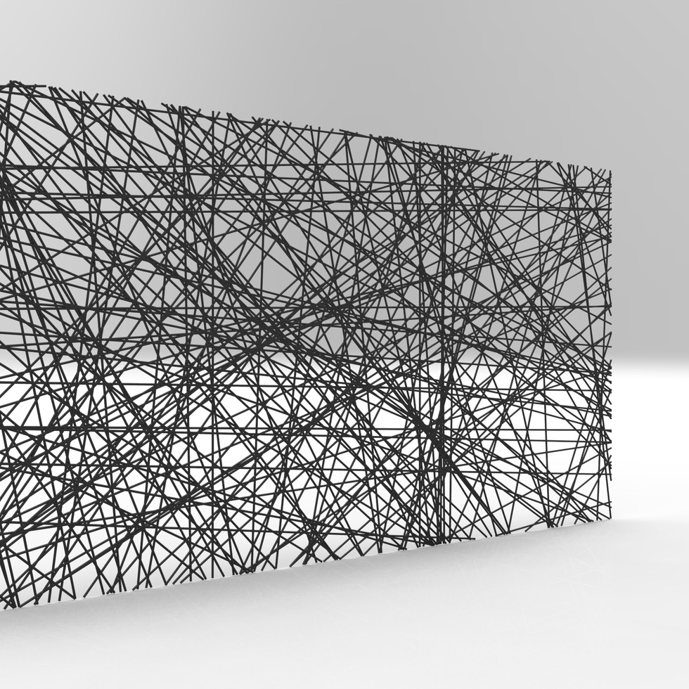 Random Crossing Pattern