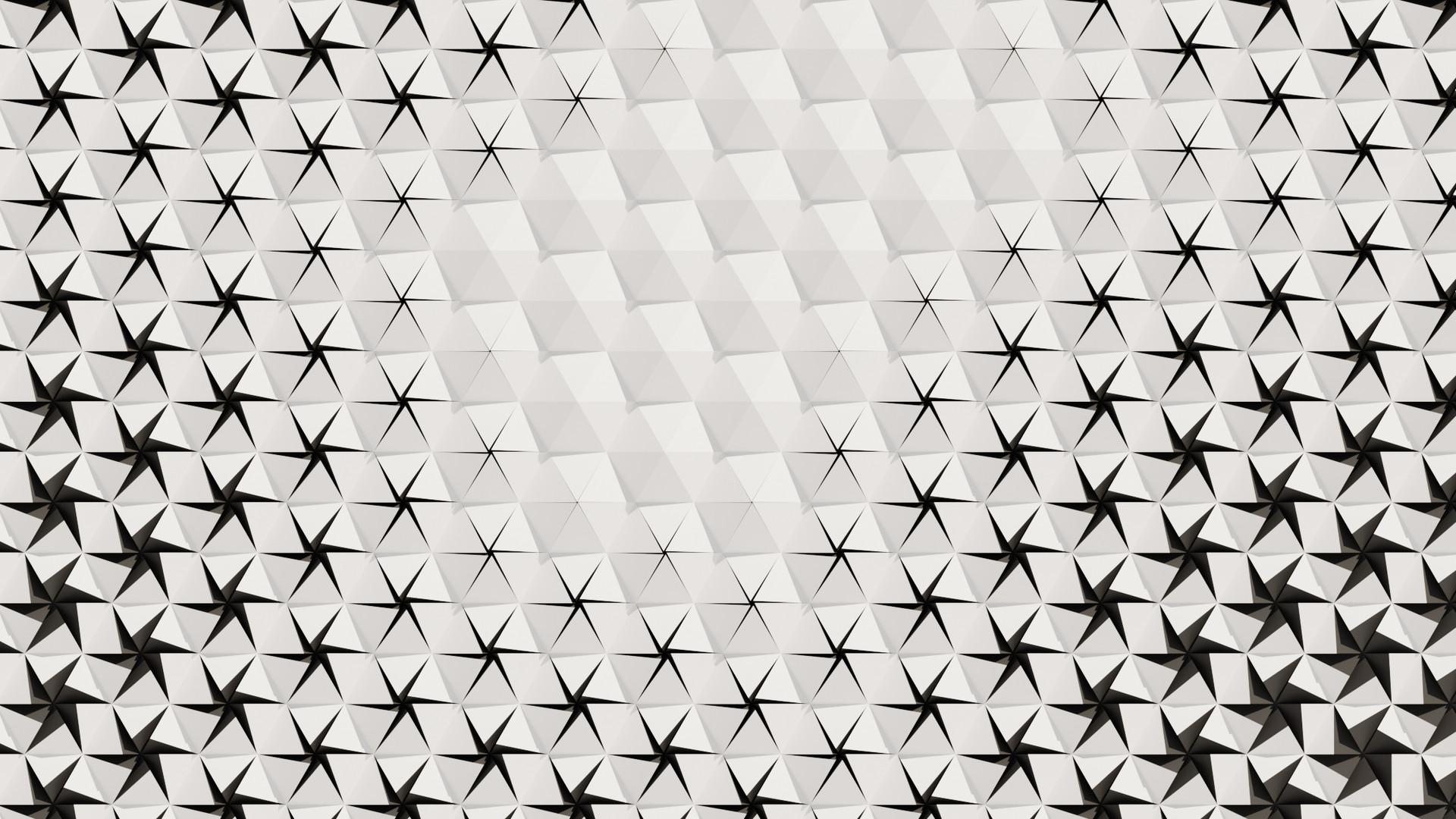 Flower Wall Pattern