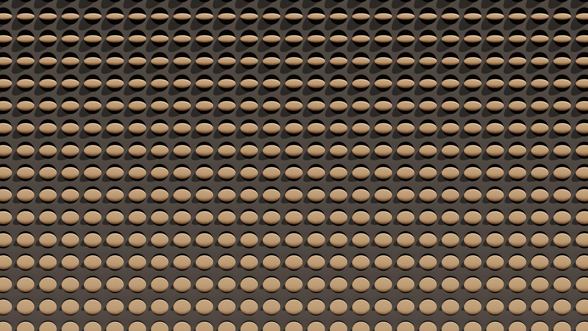 Rotated Circle Pattern