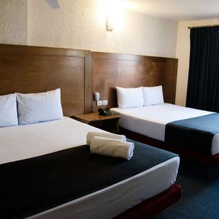 Hotel Central Irapuato_Habitación Tripl