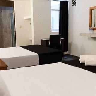Hotel Central Irapuato_Habitación Doble