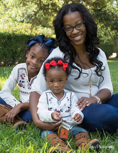 Chiquita Johnson family shoot