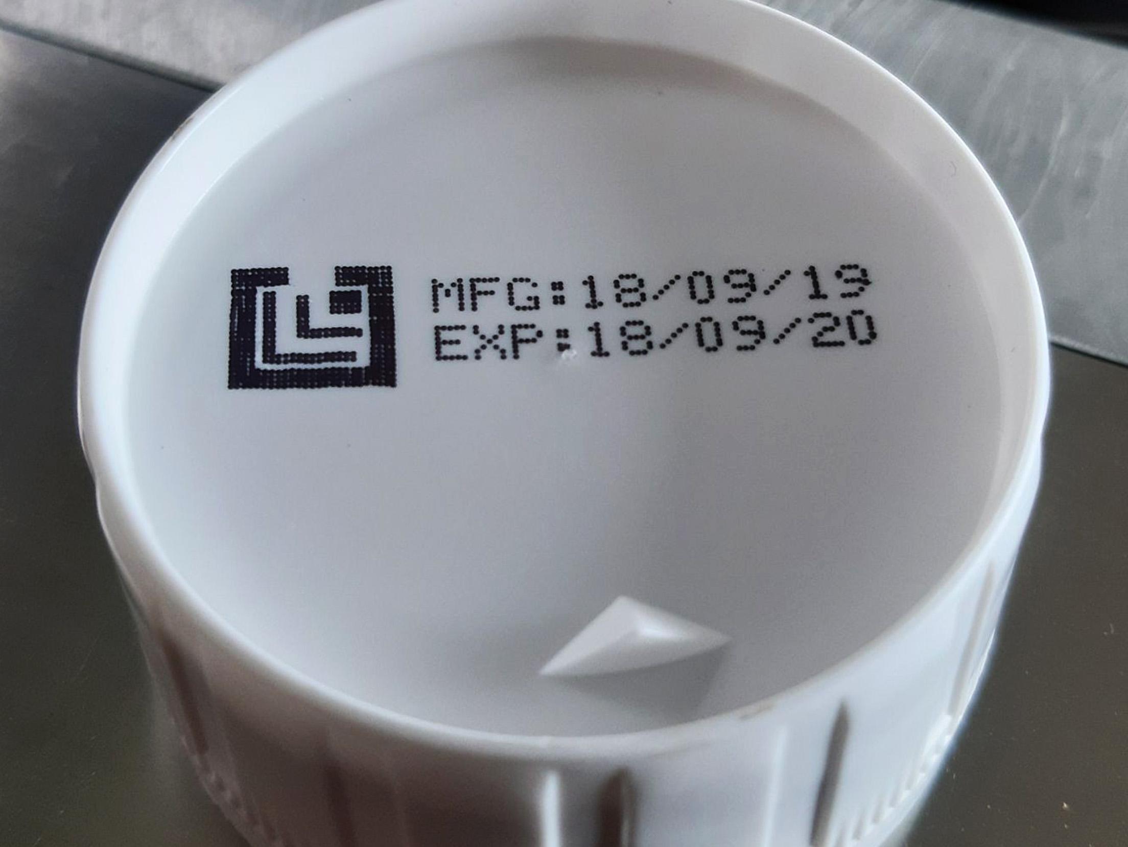 inkjet printer CIJ Linx fertilizer bottl