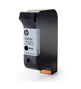 HP 2510 Black Pigment Smart Card Print C