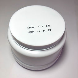 Heavy-duty metal self-inking stamps have the ink pad built-in for fast and easy marking. RIBbase is affixed to the die plate to allow for interchangeable messages