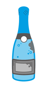 Dirt in the body of the bottle.png