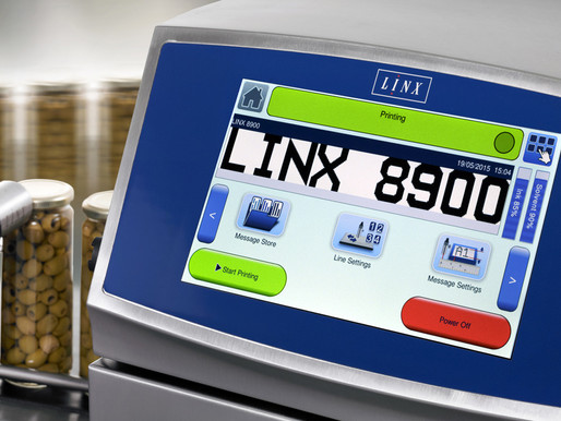 New Linx 8900 CIJ Printers features deliver added advantages and applications.