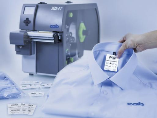 Textile labeling