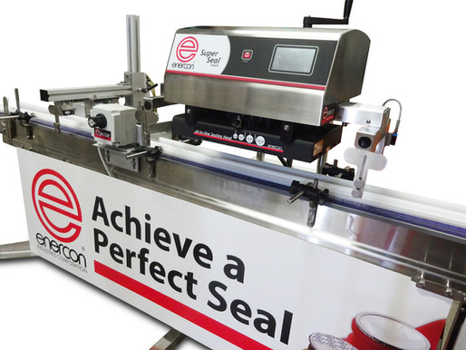 Deluxe Cap Inspection System for Enercon Induction Cap Sealer