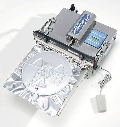 Nozzle Vacuum Sealer PTAsia Thailand เคร