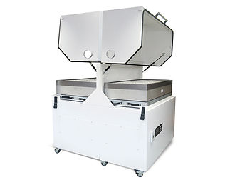 BOFA's AD 4000 laser fume extraction unit combines large filter capacity with high airflows.