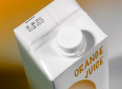 Printing on drink cartons