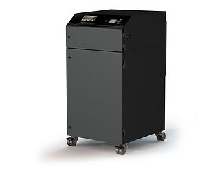 The DustPRO 500 iQ is the ideal choice for heavy duty applications generating large amounts of particulate.
