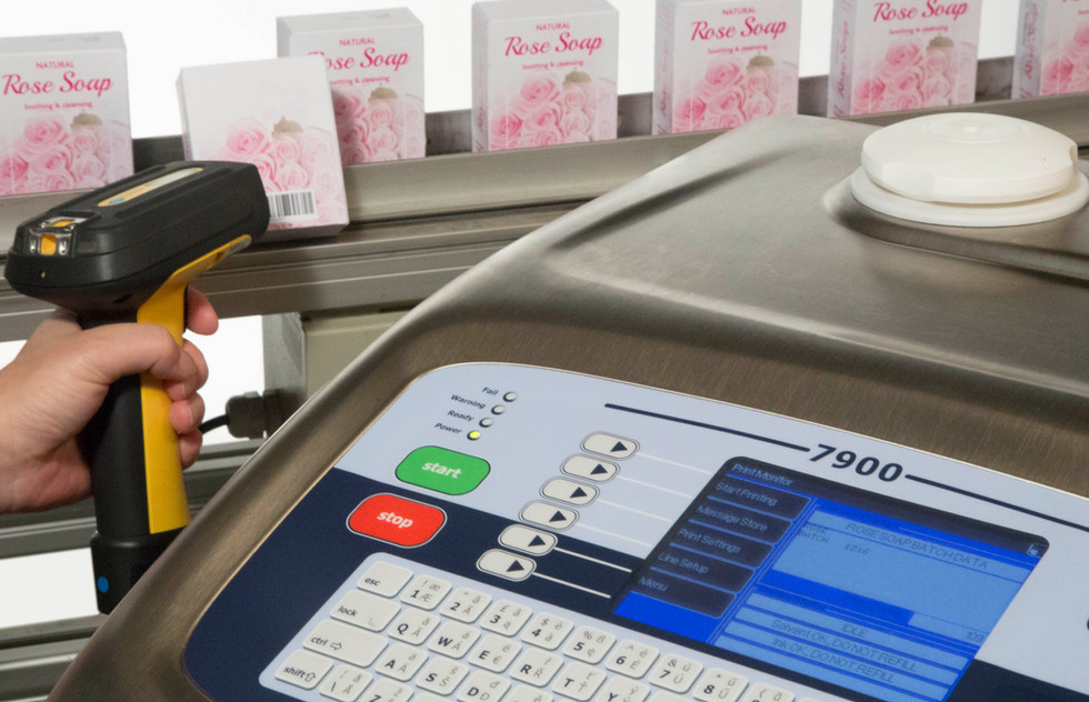 Linx 7900 Cotinuous Inkjet Printer
