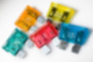 Automotive Component Linx white pigmente