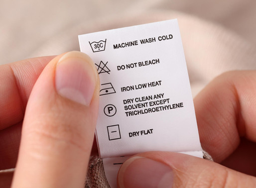 ARMOR ribbons for textile label printing   Care Label