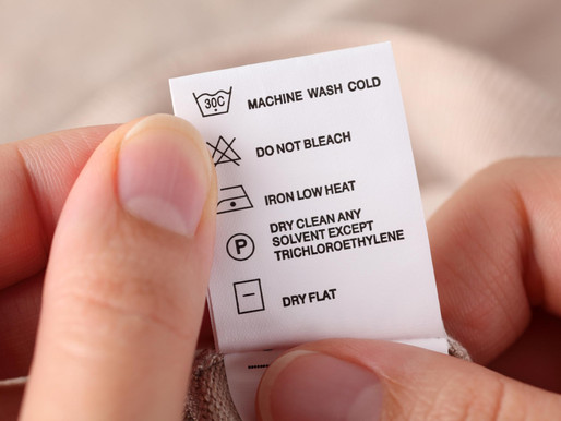 ARMOR ribbons for textile label printing | Care Label