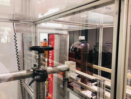 Medical PET Bottle     Printing on PET Bottles by CO2 Laser Marking
