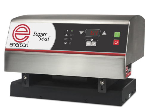 See Enercon's Newest Innovation:The Super Seal™ Induction Cap Sealer