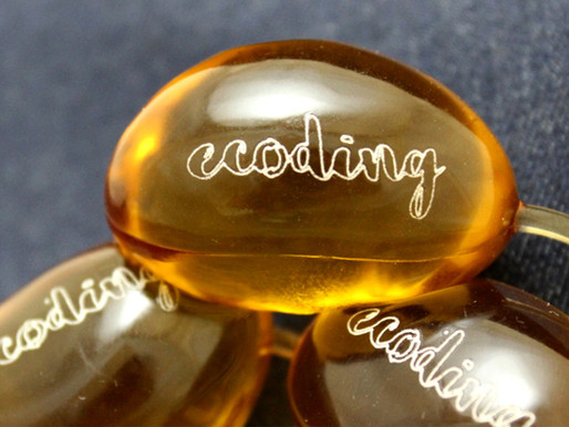 Laser marking on biodegradable single-dose capsules by MACSA ID