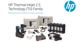 HP Thermal Inkjet 2.5  Technology (TIJ) Family