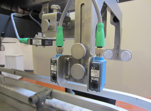 Standard Cap Inspection System for Enercon Cap Sealing