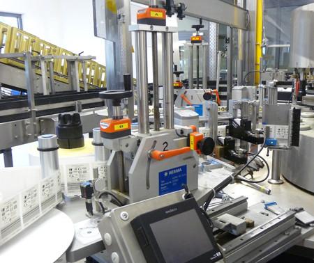 Flexible Printing on Self-Adhesive Labels