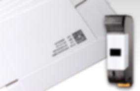 BLACK AQUEOUS INKS hsasystem tij printer