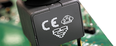 Electronic Industry coding marking seali