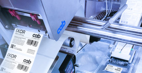 Automated labeling | New benchmarks set by a print module, a labeler and a sensor