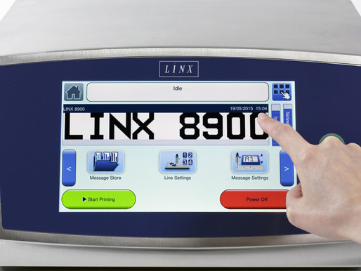 Linx Printer Delivers Consistent Quality During Infrequent Use