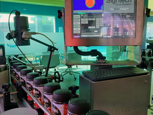 ระบบตรวจสอบรอยซีล ด้วยเทคโนโลยีกล้องอินฟราเรดเทอร์โมกราฟ  |  TheSealCheck จากประเทศสหรัฐอเมริกา