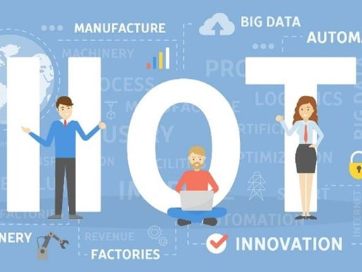 ทำความรู้จักกับ IOT (Internet Of Things) และ IIOT (Industrial Internet Of Things)