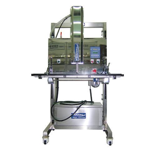 Vertical Nozzle Type Vacuum Sealing Mach