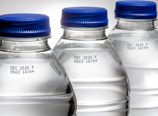 Industrial solutions for Printing & Marking on Bottles & bottle printing applications
