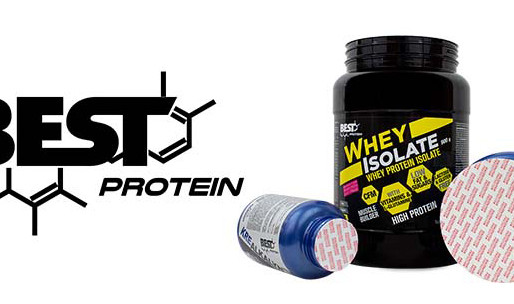 Powerful Cap Sealing for Best Protein Sports Supplements by Enercon Induction